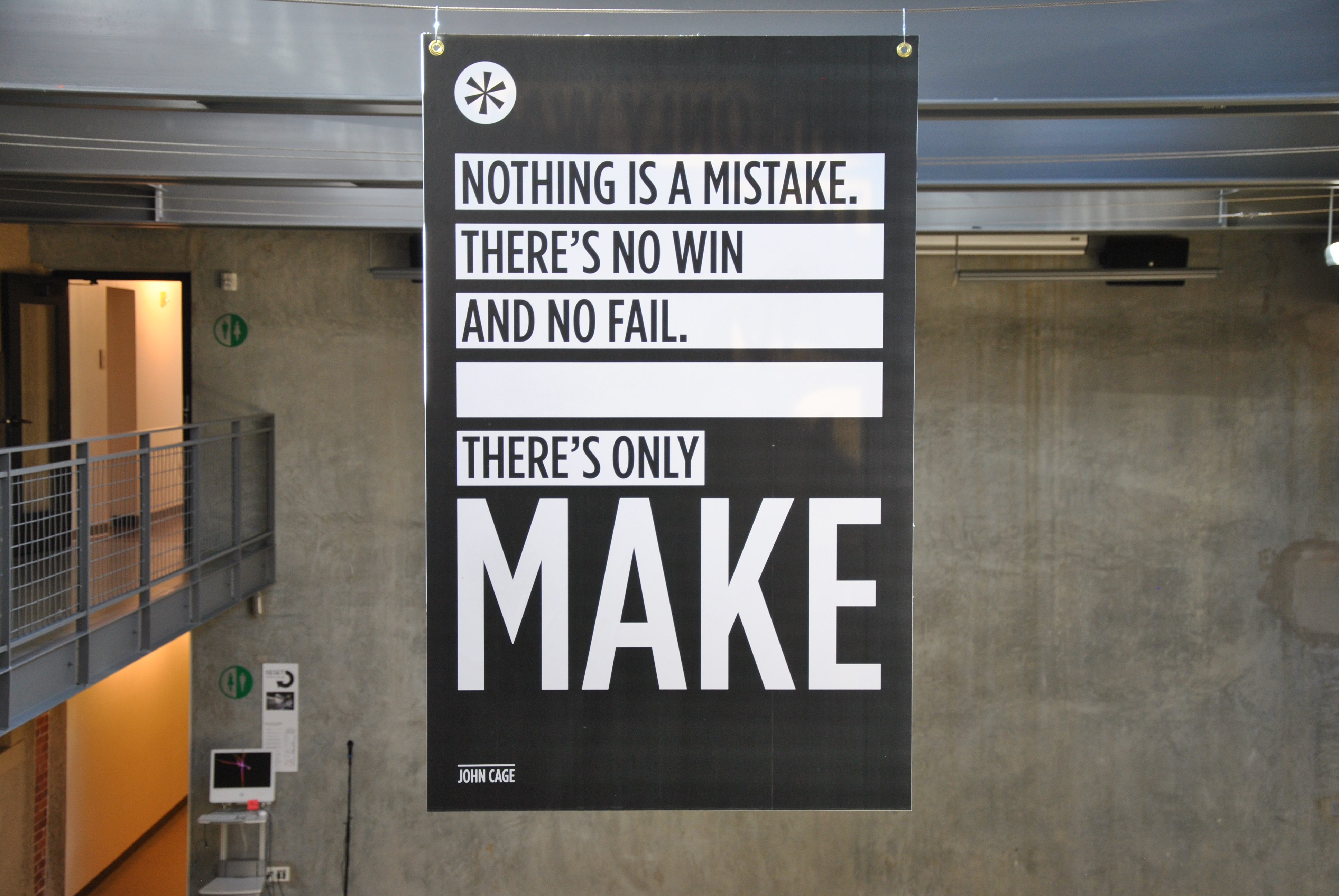 I Was Fortunate To Participate In A Design Thinking Workshop Last Week At  The Hasso Plattner Institute Of Design At Stanford University (aka The  D.school) ...